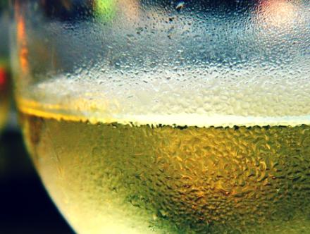 ¿Cubitos de hielo al vino?