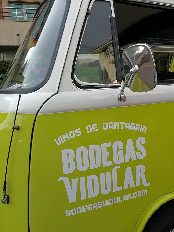 winetruck bidular Furgobodas Enoturismo en Cantabria